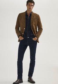 Massimo Dutti - Blazer jacket - brown - 1