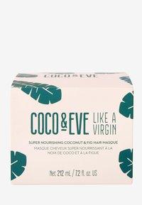 Coco & Eve - LIKE A VIRGIN SUPER NOURISHING COCONUT & FIG HAIR MASQUE - Hair mask - - - 1