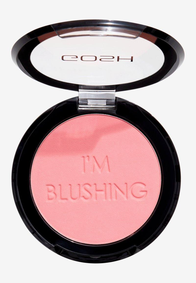 Gosh Copenhagen - I'M BLUSHING BLUSHER - Blusher - 002 amour