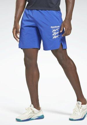 Träningsshorts - blue
