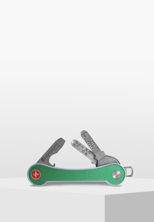 SWISS  - Nyckelringar - green light-frame