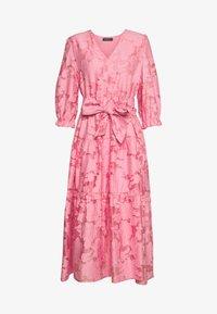 Selected Femme - SLFSADIE MIDI DRESS - Day dress - rosebloom - 0
