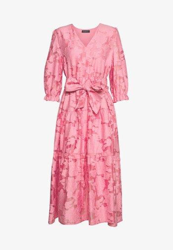 SLFSADIE MIDI DRESS - Day dress - rosebloom