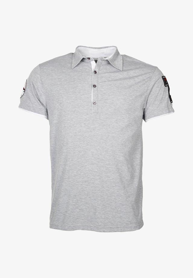 STYLISCH HEAVEN - Poloshirt - grey