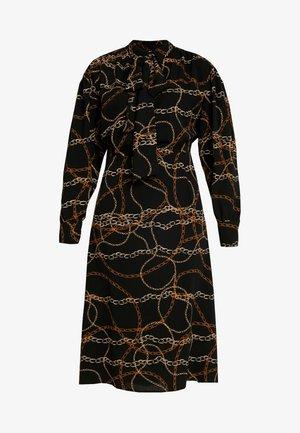 CAROL DRESS - Juhlamekko - black