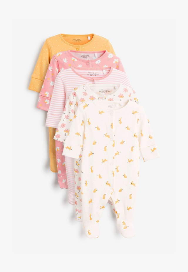 5 PACK  - Pyjama - pink