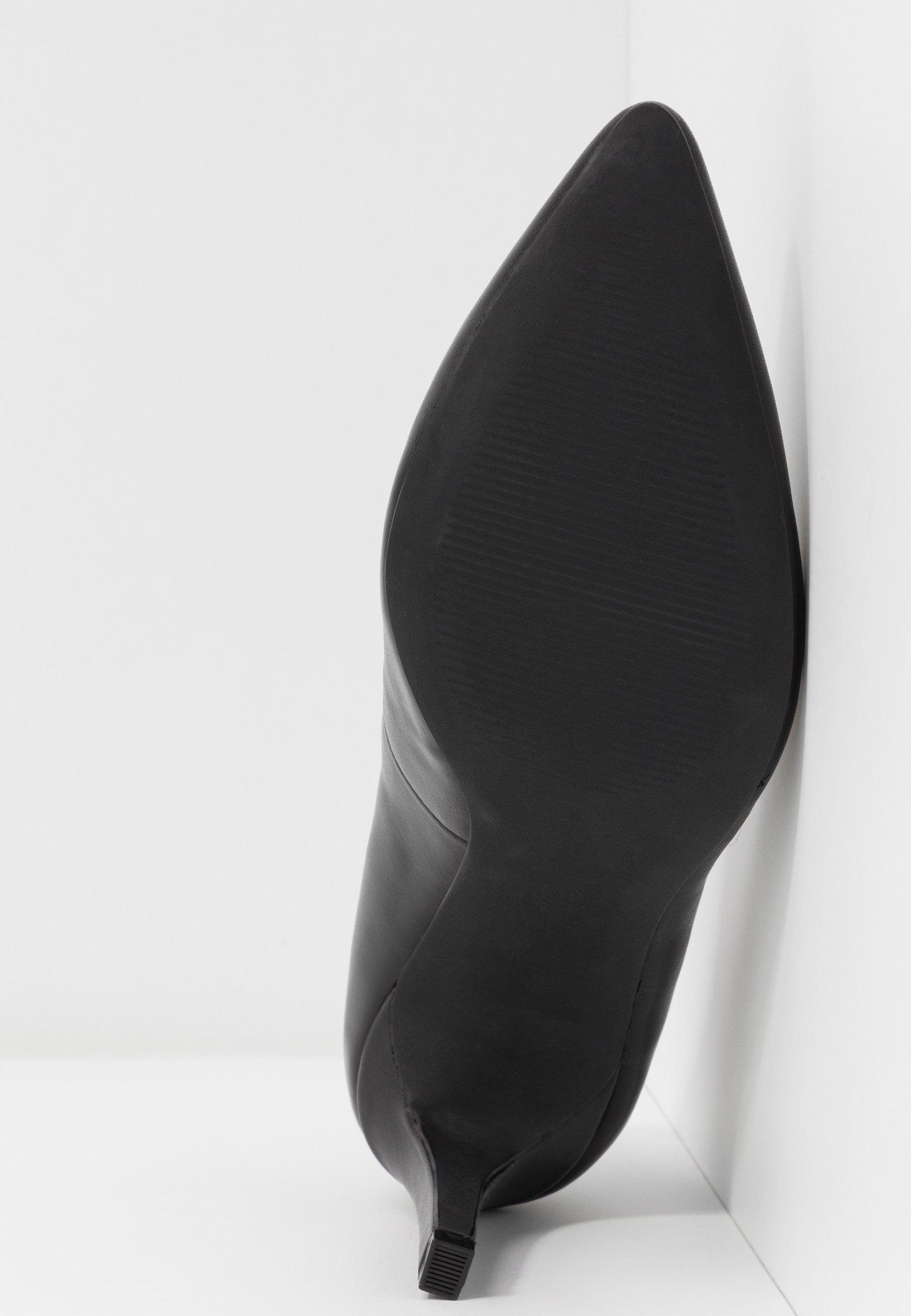Presa Scarpe da Donna Anna Field LEATHER PUMPS Decolleté black