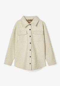 LMTD - Button-down blouse - beige - 3