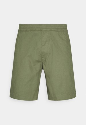 IN STRETCH PULL ON  - Shorts - deep lichen green olive