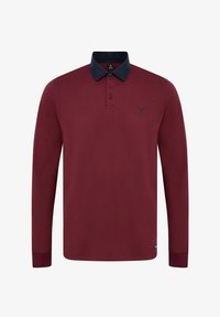 Threadbare - STRUAN - Polo shirt - burgundy - 4
