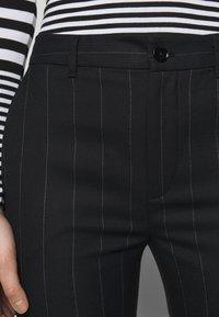 Lauren Ralph Lauren - Bukse - black/white - 3