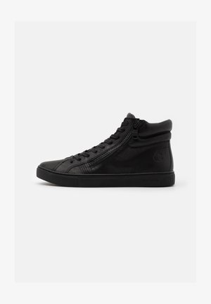 Baskets montantes - black