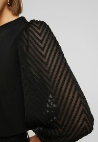 Vero Moda - VMJADE  - Blus - black jacquard - 4
