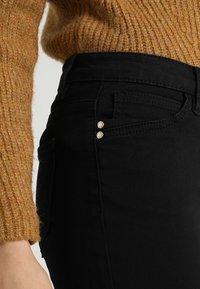 Morgan - PETRA.N - Slim fit jeans - black - 4