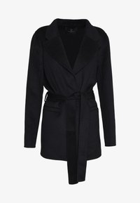 Bruuns Bazaar - POLLY GINA JACKET - Krátký kabát - black - 3
