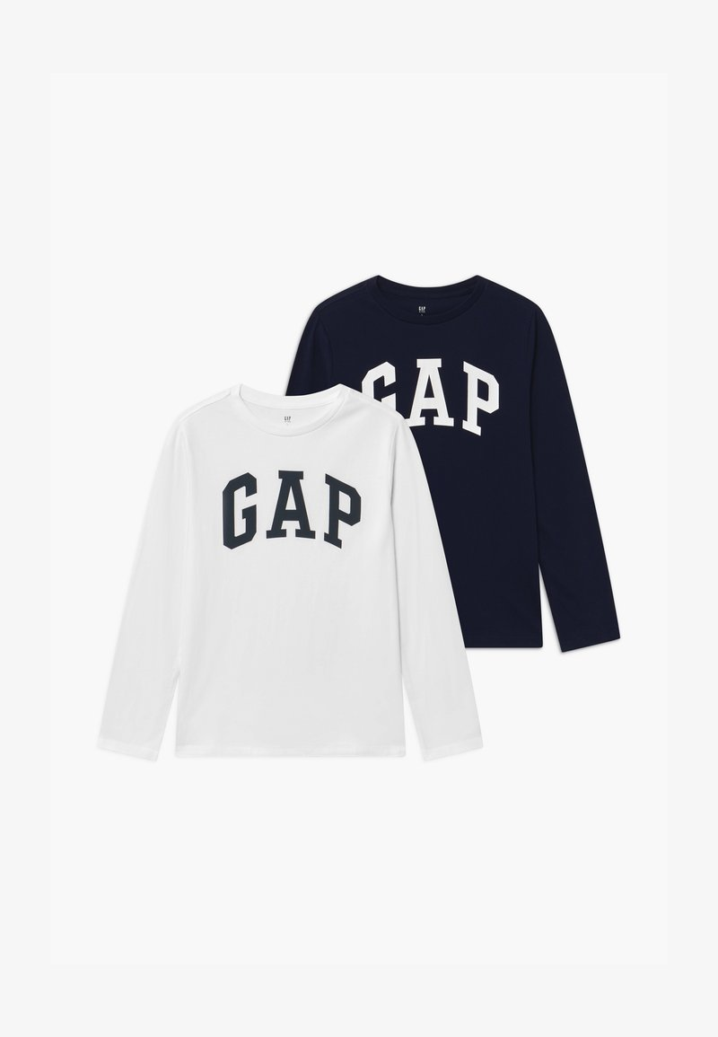 GAP - BOYS LOGO 2 PACK - Long sleeved top - multi