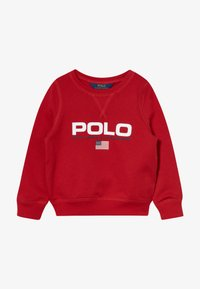 Polo Ralph Lauren - GRAPH  - Sweatshirt - red - 3