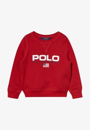 GRAPH  - Sweatshirt - red