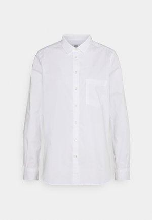 METTE - Button-down blouse - white