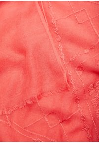 s.Oliver - Embroidery-Muster - Scarf - coral - 2