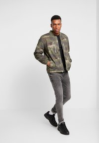 Daily Basis Studios - CAST - Jeans Skinny Fit - grey wash - 1