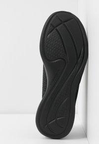 Skechers - ENVY - Mocasines - black/charcoal - 6