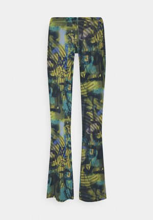 BOOTCUT TROUSER  - Trousers - multi