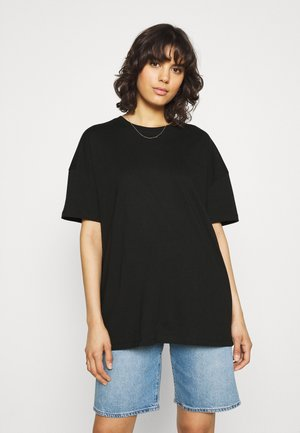ONLMAYA LIFE OVERSIZE - Camiseta básica - black