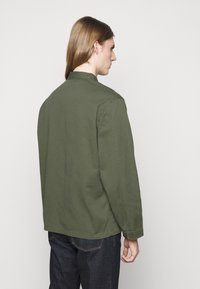 Polo Ralph Lauren - PIECEDYE MILT CHINO - Shirt - army olive - 2