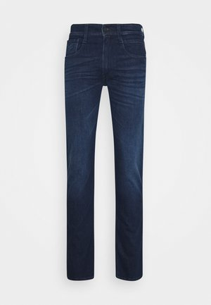 ANBASS X LIGHT - Slim fit jeans - dark blue