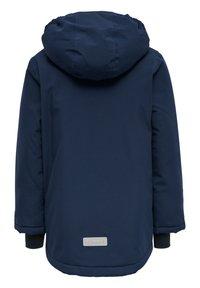 Hummel - URBAN JACKET  - Winter coat - black iris - 9