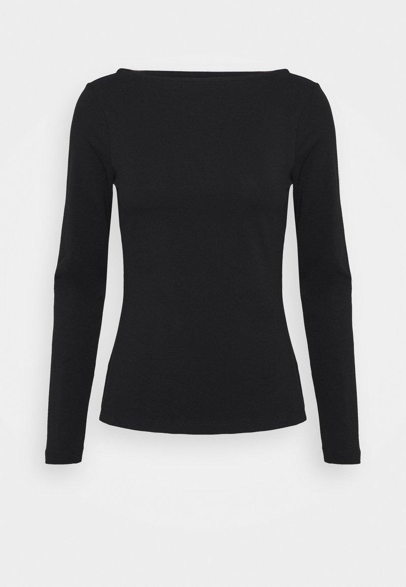 Anna Field - Pitkähihainen paita - black