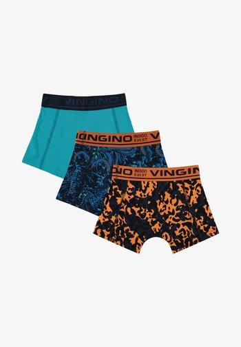 Pants - multicolor