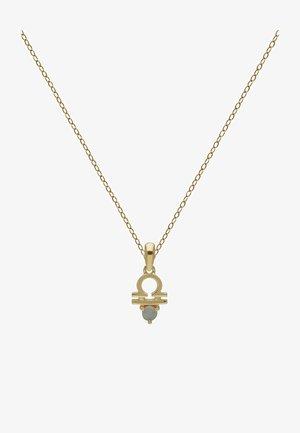 LIBRA ZODIAC - Necklace - white