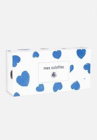 Petit Bateau - 5 PACK - Briefs - blue/white - 4