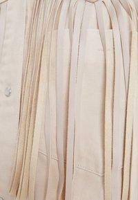 Bershka - Summer jacket - white - 5