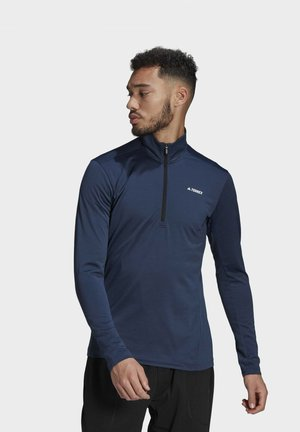 TERREX EVERYHIKE HALF-ZIP  - T-shirt à manches longues - blue