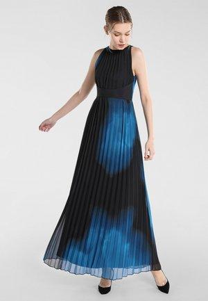Robe de cocktail - schwarz-multicolor