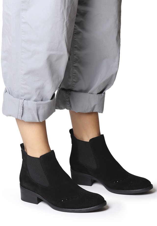 TIVAT-SY - Ankle boots - negre