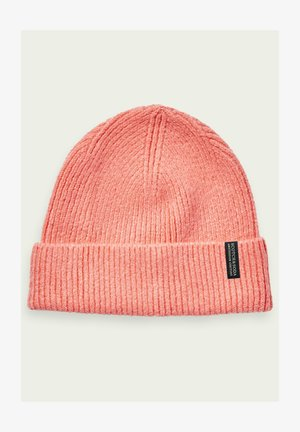 Mütze - folklore pink