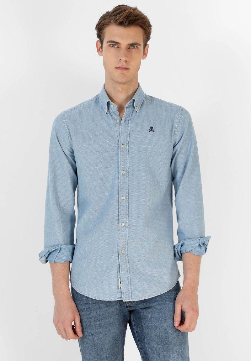 Scalpers - Shirt - denim