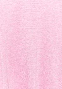 Under Armour - TECH VENT  - T-shirts - planet pink - 2