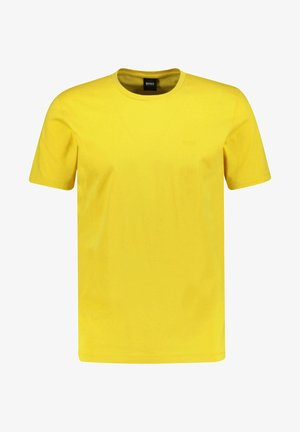 LECCO  - Basic T-shirt - gelb