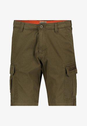 """NAPAPIJRI HERREN SHORTS """"NAAMA"""" - Shorts - grün (43)"""