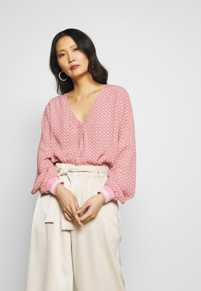 Part Two - PAX - Blouse - sea pink