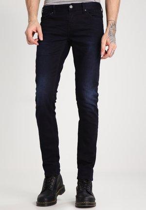 Jean slim - black blue