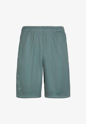 Short de sport - lichen  blue