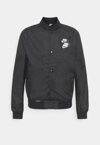Nike Sportswear - Tunn jacka - black/white - 0
