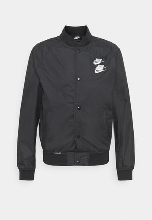 Summer jacket - black/white