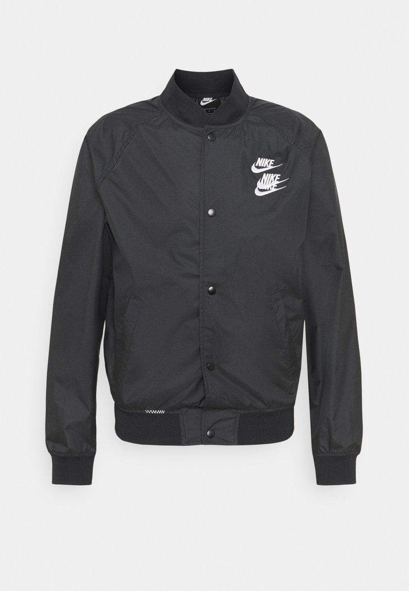 Nike Sportswear - Tunn jacka - black/white